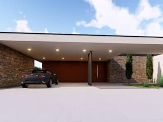 Meia Via House Miguel Zarcos Palma 現代房屋設計點子、靈感 & 圖片