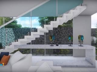 Residencia Vista Real de Lynder Constructora e Inmobiliaria Minimalista