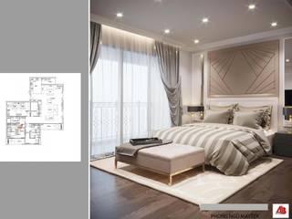 Thiết kế nội thất chung cư UDIC Westlake hiện đại, đẳng cấp Thiết Kế Nội Thất - ARTBOX