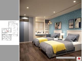 Thiết kế nội thất chung cư UDIC Westlake hiện đại, đẳng cấp bởi Thiết Kế Nội Thất - ARTBOX