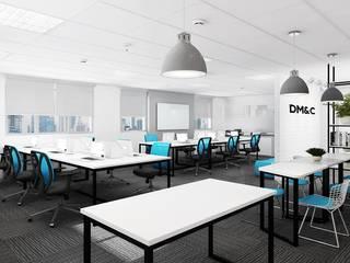 Thiết Kế Văn phòng 50m2 tại quận 10 Công ty TNHH Funi Study/officeAccessories & decoration