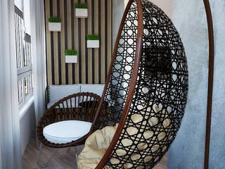 Дизайн квартиры от Руденская Дизайн Лофт