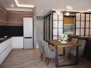 Дизайн квартиры от Руденская Дизайн Модерн