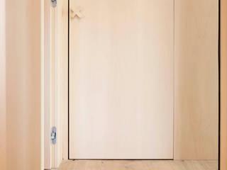 Marianna Porcellato Porvett Windows & doors Doors Wood Beige