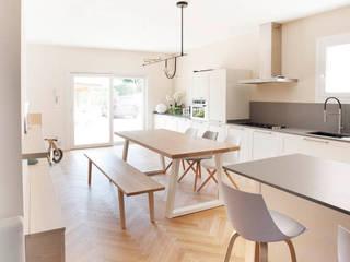 Marianna Porcellato Porvett Kitchen Wood Beige