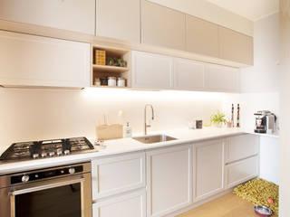 Marianna Porcellato Porvett Built-in kitchens Wood