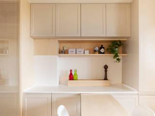 Marianna Porcellato Porvett Built-in kitchens