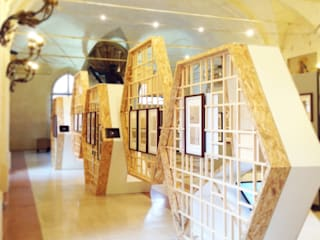 Exposition anie jun wan dumont 展覽中心 OSB Beige