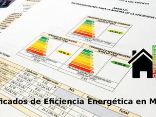 Certificado energetico Paredes y suelos de estilo clásico de Certificados de Eficiencia Energética en Málaga Clásico