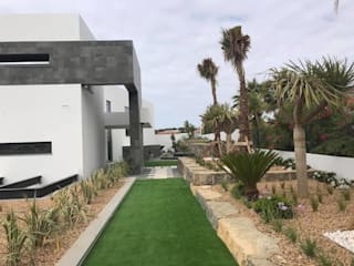 Porto Mós Lote 97 Jardins minimalistas por Ecossistemas Minimalista