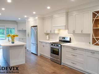 : modern  by Devix kitchens,Modern