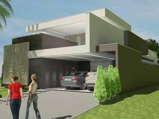 Casas modernas de Júlio Padilha Fabiani - Arquiteto Moderno