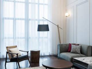 THIẾT KẾ NỘI THẤT CHUNG CƯ MULBERRY LAND Phòng giải trí phong cách kinh điển bởi Neo Classic Interior Design Kinh điển
