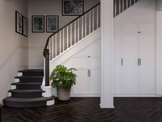SỰ KẾT HỢP SANG TRỌNG VÀ TINH TẾ GIỮA NỘI THẤT TÂN CỔ ĐIỂN VÀ SCANDINAVIA TRONG CĂN BIỆT THỰ NINE SOUTH bởi Neo Classic Interior Design Kinh điển