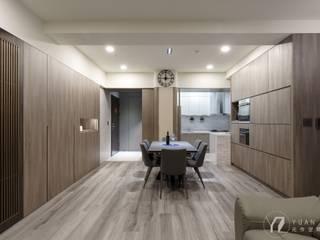 時尚系列 KRONOTEX德國高能得思地板 廚房桌椅 複合木地板 Grey