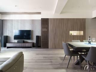 時尚系列 KRONOTEX德國高能得思地板 玄關、走廊與階梯儲藏櫃 複合木地板 Grey