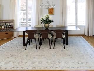 Erlesene Perserteppiche Teppichhaus Sami Moderne Esszimmer Weiß