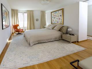 Erlesene Perserteppiche Teppichhaus Sami Moderne Schlafzimmer Grau