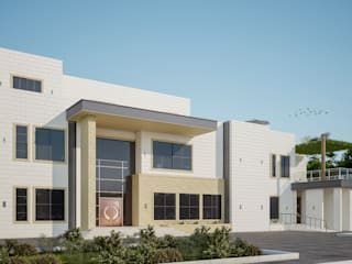 Raisa Al-Kaabi Villa من Diaa Aldein
