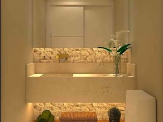 Maria & Dias Lda Modern bathroom