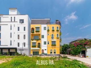 Homestay Đà Nẵng - Nắng House bởi Công ty TNHH Xây dựng & Thương mại Vũ Hưng Thịnh
