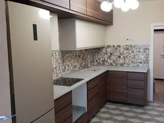 Modern Kitchen by Прямой Угол Modern