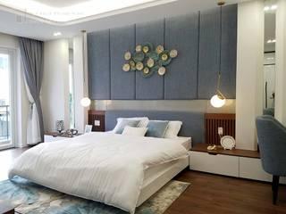 Sản xuất và thi công nội thất nhà liền kề Rosita - Khang Điền Nội thất Thành Nam