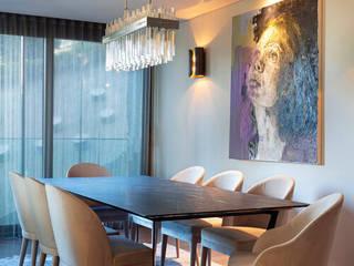 MG HOUSE Modern Yemek Odası ESRA AŞIKOĞLU Modern