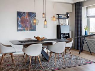 TU HOUSE Modern Yemek Odası ESRA AŞIKOĞLU Modern
