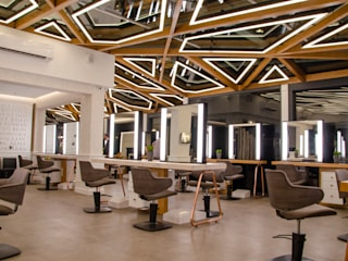 Hüseyin Çakar Mimarlık – The Most Hair Design Studio: modern tarz , Modern