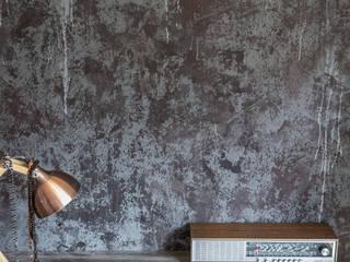 Fine Wall Art Ruang Studi/Kantor Gaya Industrial