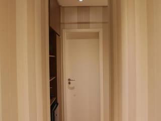 Projeto Residencial Corredores, halls e escadas modernos por SP Arquitetos Moderno