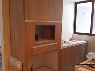 Amétrico Estudio Small kitchens
