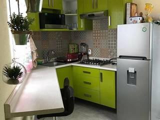 NOEMI AYALA. Arquitecta Interiorista Kitchen