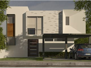 Residencia Altozano de Lynder Constructora e Inmobiliaria Moderno