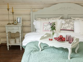 Country style bedroom by Прямой Угол Country