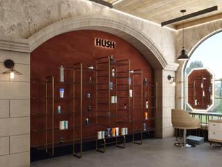 Hush Akademi Hüseyin Çakar Mimarlık