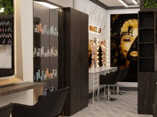 Jons Hair & Makeup Studio Hüseyin Çakar Mimarlık