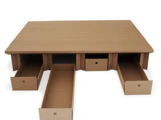 Pappbett DREAM: modern  von Stange Design,Modern