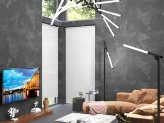 Частный дом в Краснодаре, 170м2 от Design.Domino Лофт