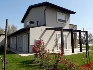 Progettolegno srl Wooden houses