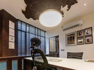 HTOI Office Interiors Classic offices & stores by Ashoka Design Studio, Jaipur Classic