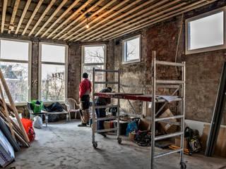BOUWPLAATSEN Klassieke woonkamers van ITS Architecture Photography Klassiek