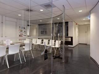 COMMERCIEEL Moderne gezondheidscentra van ITS Architecture Photography Modern