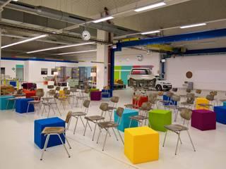 _WERKSTATT FÜR UNBESCHAFFBARES - Innenarchitektur aus Berlin 회사