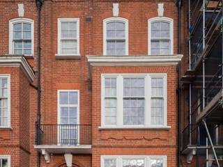 Victorian Remix Modern houses by Guarnieri Architects Modern