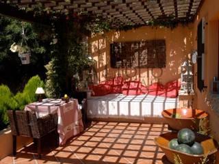 Quinta de charme na Serra da Estrela por Realfolio Estate Rústico