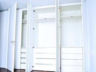 FustHabitat Dressing roomWardrobes & drawers White