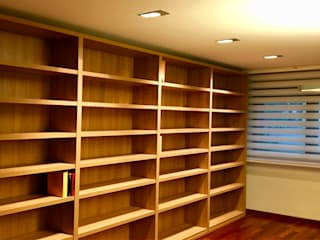 FustHabitat Study/officeCupboards & shelving