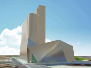 Museu da Língua Portuguesa por Meireles Cabral Arquitectos